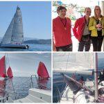 1. regata JK Odisej Fareast 28R - poročilo