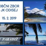 Vabilo na občni zbor JK Odisej 2019