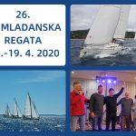 26. pomladanska regata JK Odisej - razpis