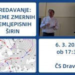 Vreme zmernih zemljepisnih širin - predavanje