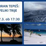 Miran Tepeš: Veliki trije - predavanje
