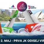 1. Virtualna regata JKO J70 -razpis&rezultati