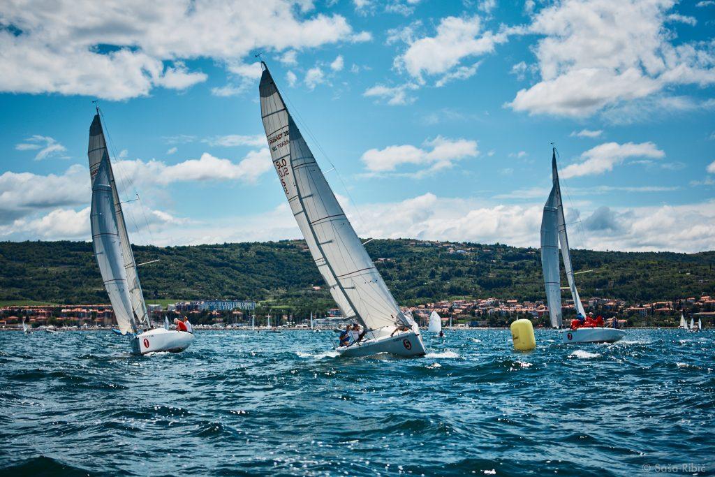 3. regata JK Odisej na Fareast 28R – poročilo